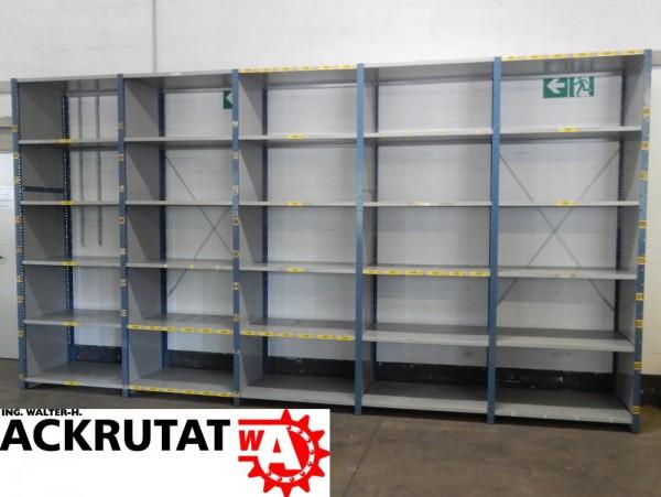 H2500 T615 L5060 Electrolux Fachbodenregal Werkstattregal Magazinregal Lager