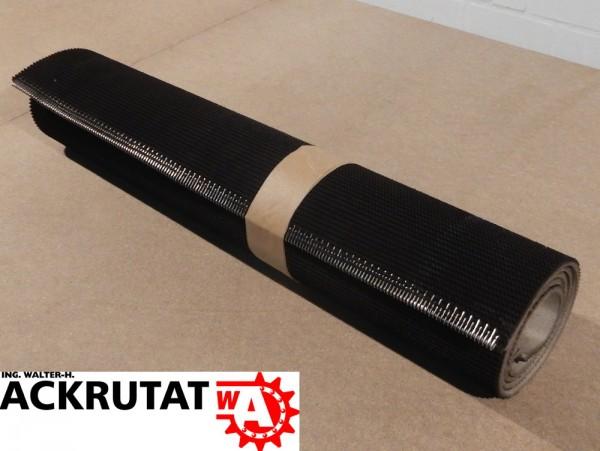 Anti-Rutsch-Gurt Gurförderer Greifnoppengurt Breite 700 mm Länge 1.470 mm