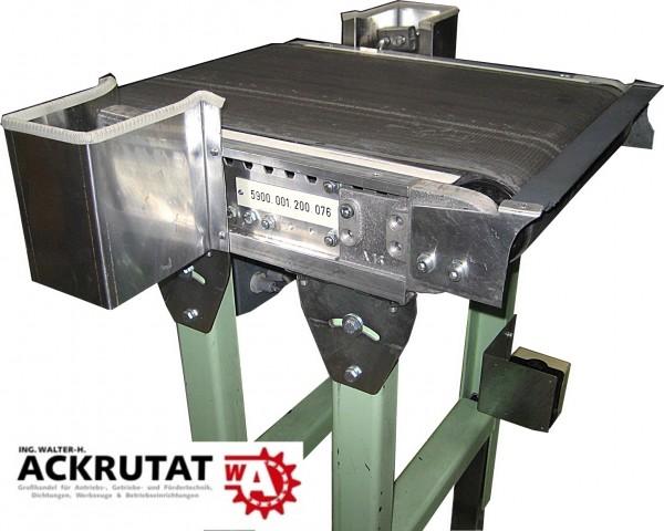 Klinkhammer Förderband Gurtförderer Tisch 0,6 m