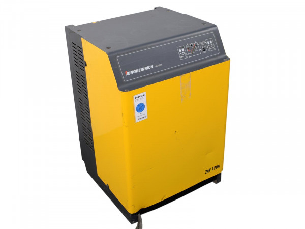 Jungheinrich Timetronic Ladegerät Gabelstaplerbatterie