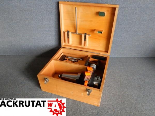 Wohlhaupter UPA P50 Plankopf Ausdrehknopf Deckel Fräsmaschine Bohrmaschine
