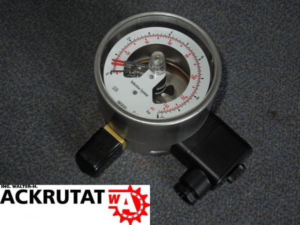 Wika Druckmeßgerät 830-12E Grenzwertschalter 10-30V Meßgerät