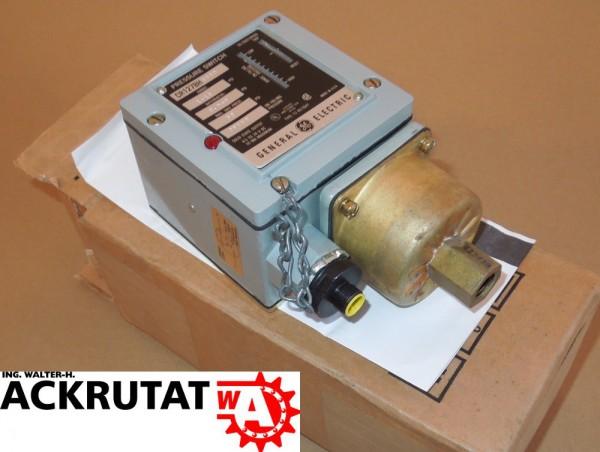 GE General Electric Druckwächter CR127BH33BD Druckschalter Druck Schalter 10 bar