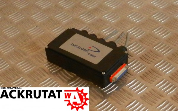 Datalogic Automation C-Box 100 Anschlusseinheit Lesegerät Barcode Scanner