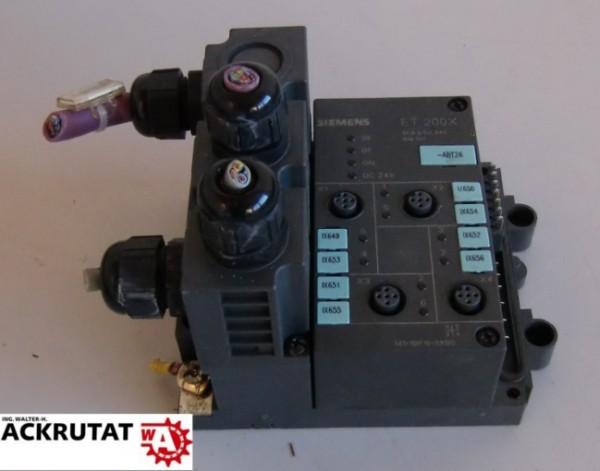 Siemens Simatic S7 6ES7 141-1BF10-0XB0 Modul ET 200X