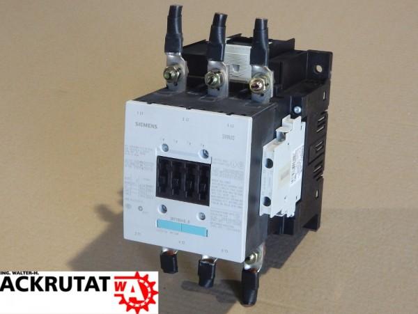 Siemens Sirius Leistungsschütz 3RT1054-6AP36 Schaltschütz 3ZX1012-0RT05-1AA1 E01