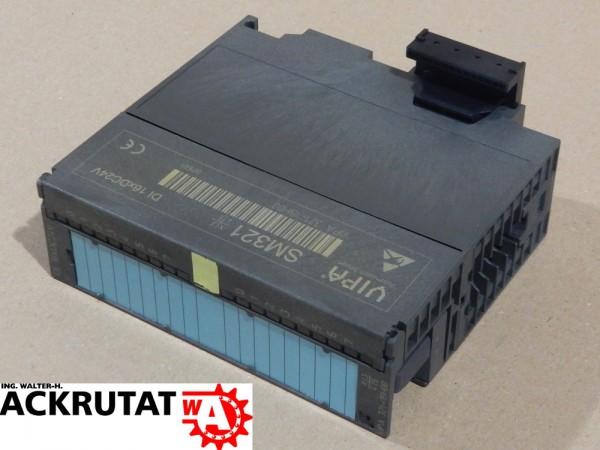 VIPA 321-1BH00 SM321 Digitales Eingangsmodul Digital Input 24V DC 16 Eingänge