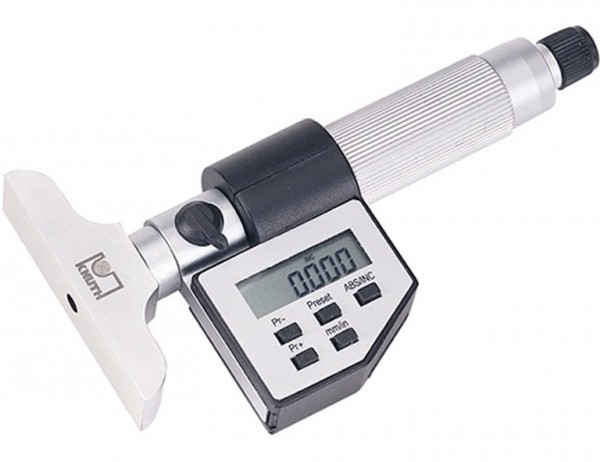 Digital Messschraube Tiefenmessschraube Messgerät
