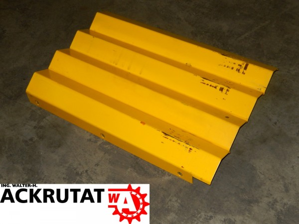 4x Pfostenschutzprofile Ständerschutz Aufprallschutz Rammschutz Säulenschutz