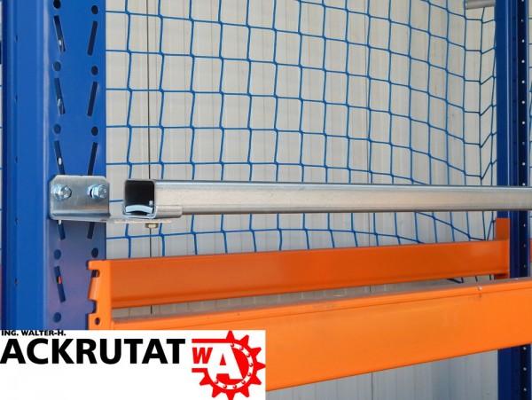 2 Schäfer PR 350 PR 600 Durchschubsicherungen Stahl verzinkt L2700 Palettenregal