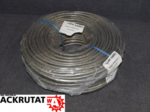 100M Classic 110 CY Lapp Kabel 4G1 Ölflex 1,0mm² Steuerleitung Steuerkabel