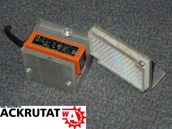 Reflexionslichtschranke iFM OU5012 OUR-DPKG Lichtschranke Optischer Sensor