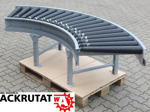 Dexion Förderkurve 90° Rollenbahnkurve RL 570 Kurvenförderer Förderbandkurve