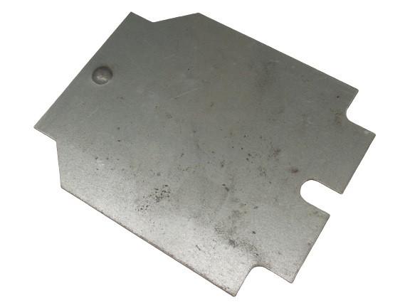 10 Dexion P90 Palettenregal Unterlegplatten 145 x 182 x 1 mm Ausgleichsplatten