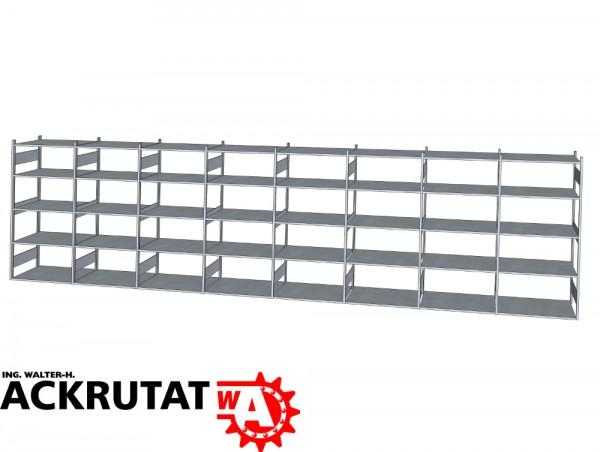 H2440 T345 L8260 Dexion Fachbodenregal Nora Metallregal Industrieregal Regal