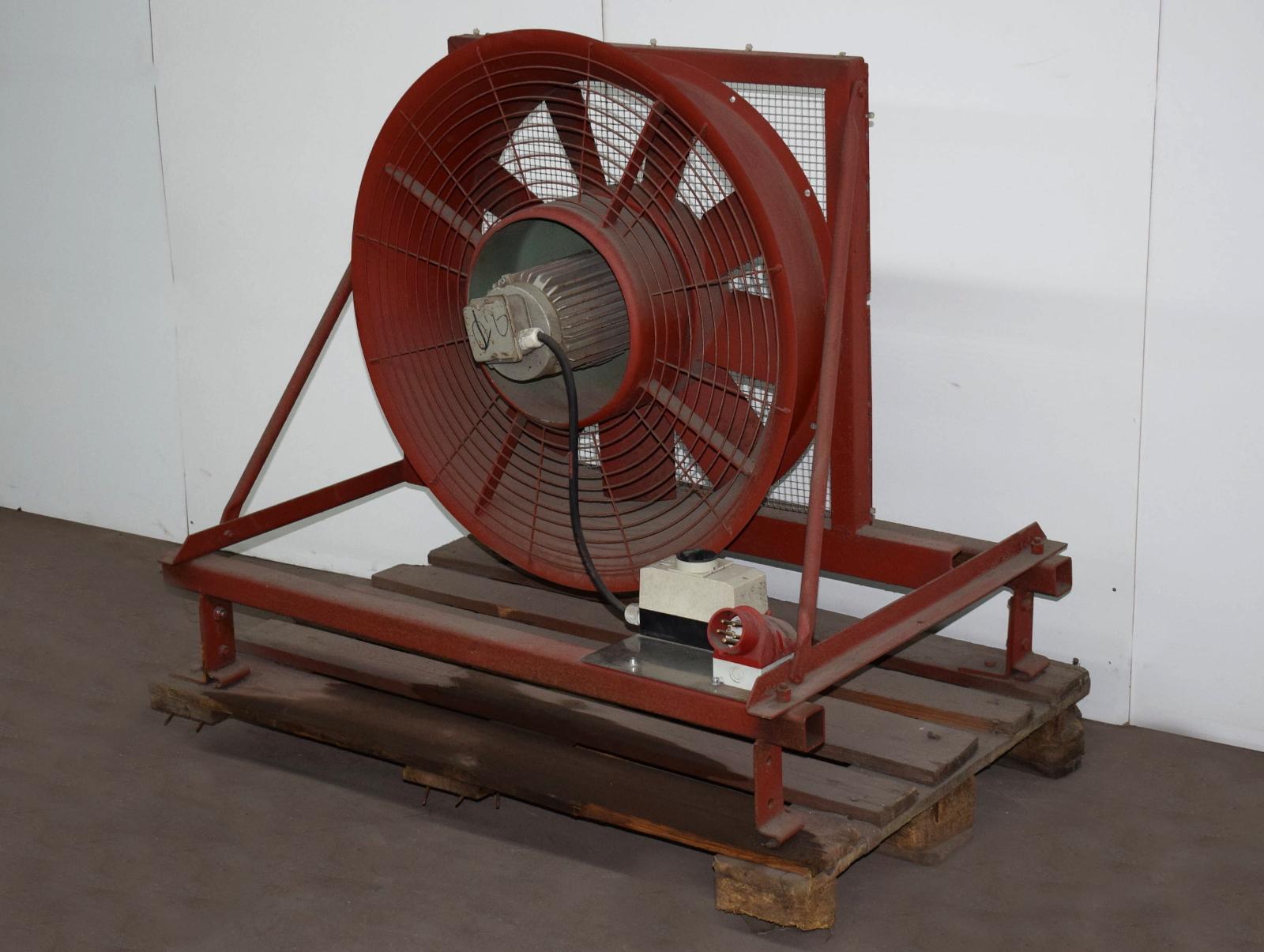 Industrielüfter Gebläse Ventilator Standgebläse