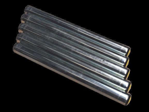 5 St Universalförderrolle Interroll 1700 Rollenbahn RL 515 mm Tragrolle Rolle