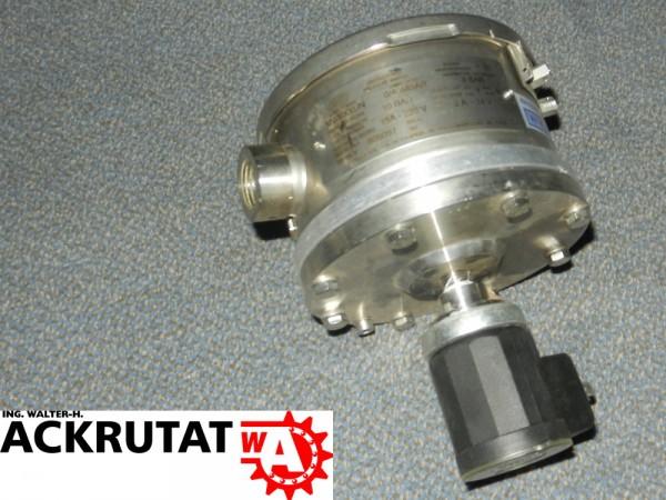 Wika MWB Druckschalter Plattenfederung Membrandruckschalter Pneumatik