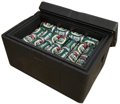 Thermobox 33l Isolierbox Bier