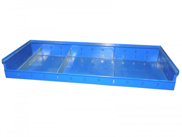Metallkasten Behälter Trennstege Regaleinsatz Schubladeneinsatz