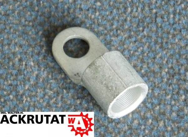 25 Stk. Quetschkabelschuh Klanke 120 qmm M12 165912 Kabelschuh Ringkabelschuh