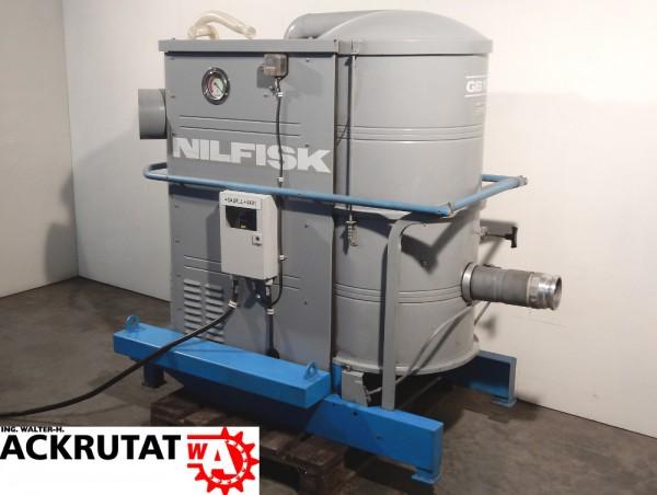 Industriesauger NILFISK GB 1133 S Gefahrstoff-Absauganlage 13 kW Staubabsaugung