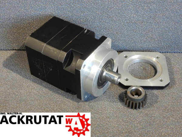 Planetengetriebe Getriebemotor Eisele SPL 120/2 Getriebe i20 Welle 20mm Flansch