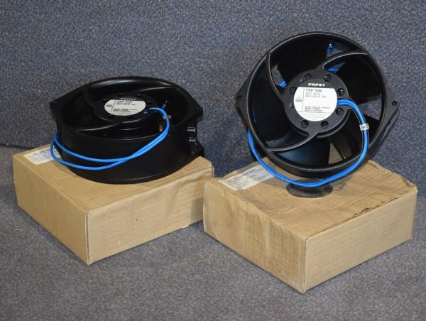 2 Axialventilatoren ebm Papst 7650 Abluftventilator Ventilator Lüfter Gebläse