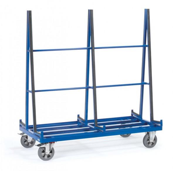 Fetra Plattenwagen 4476 Anlage beidseitg Ladefläche 2.000 x 800 mm 1200 kg