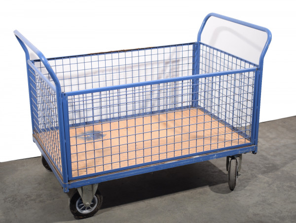 Fetra Transportwagen Vierwandwagen 2x herausnehmbar