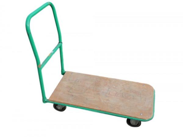 Rollwagen Plattformwagen Lager Wagen Schiebbügelwagen Transportwagen 150 kg