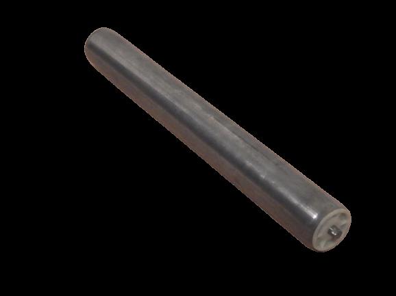 5 Rollex Tragrollen Normrolle Förderrolle Untergurtrolle L600 starre Achse