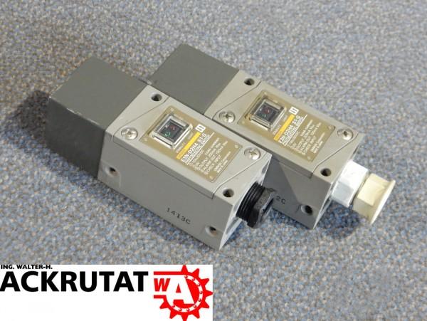 2x Photoelectric Switch Omron E3N-D2H4 S1-G Reflextaster fotoelektrischer Sensor