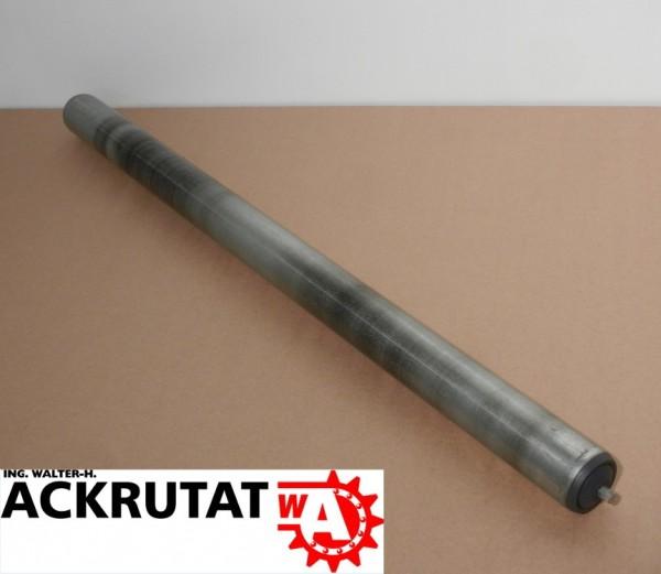 5 Normrolle Tragrolle Untergurtrolle Förderband Rollex Rolle RL=790 mm Ø50 mm