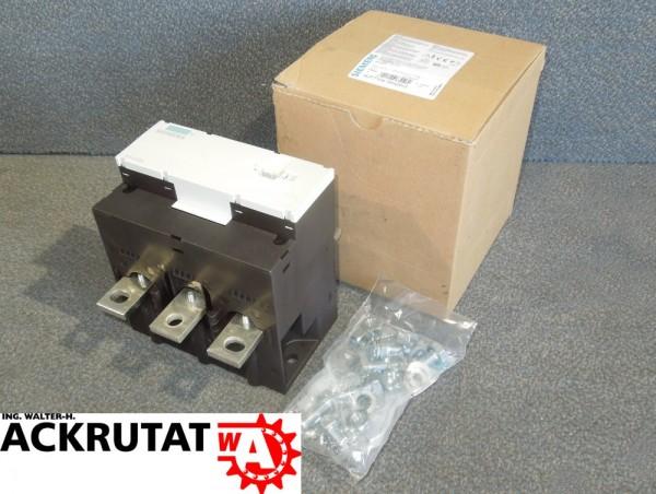 Stromerfassungsmodul Siemens 3UF7104-1BA00-0 Sammelschienenkupplung 63-630A