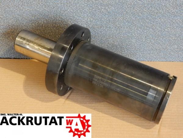 Gasdruckfeder L 320 mm Sankyo AG.3000.100 XV Gasfedern 150 bar Hub L 100 mm