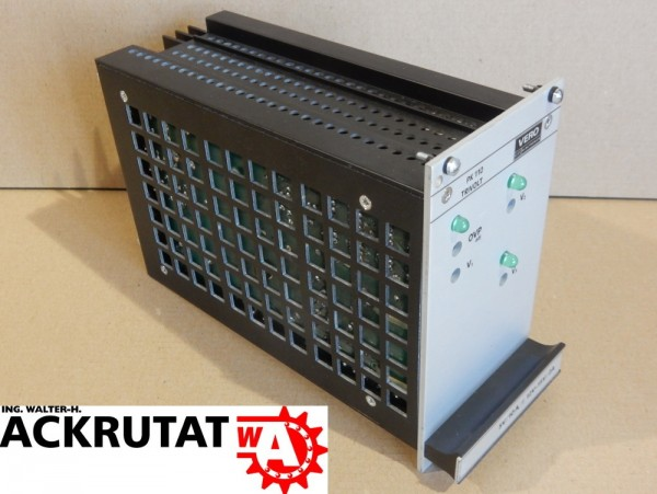 Vero Trivolt PK 110 116-17898E AC/DC Einschubnetzteil Netzteil Power Supply