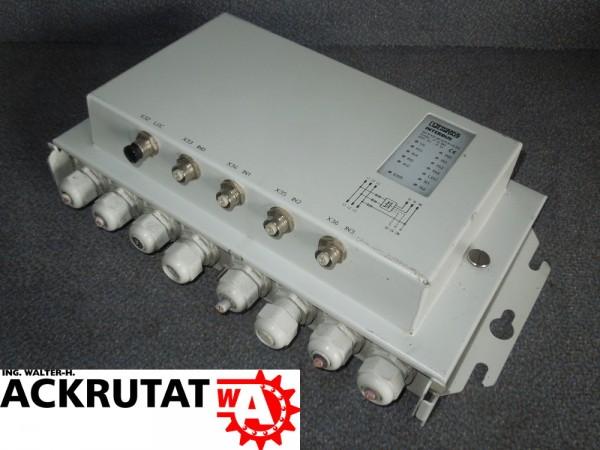Motorschalter Phoenix Contact IBS IP 400 ME-ELR R-3A DI4 Modulelektronik 2732884