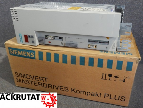 Siemens Frequenzumrichter Simatic S7 Masterdrive 6SE7021-4EP60-Z E-Stand A