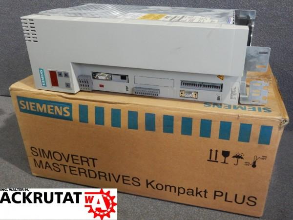 Siemens Frequenzumrichter Simatic S7 Masterdrive 6SE7021-4EP60-Z E-Stand A