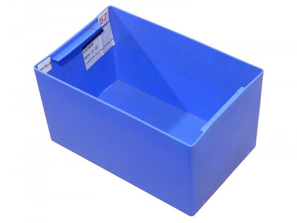 68 x Einsatzkasten EK 6042 PP Einsatzbehälter stapelbar Behälter Unterteilung