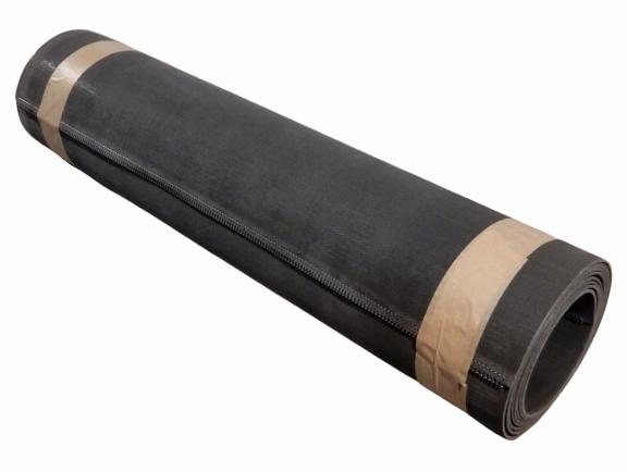 Fördergurt B 800 mm Filzgurt L 4,2 m Transportband Gurtförderanlage Gurtband