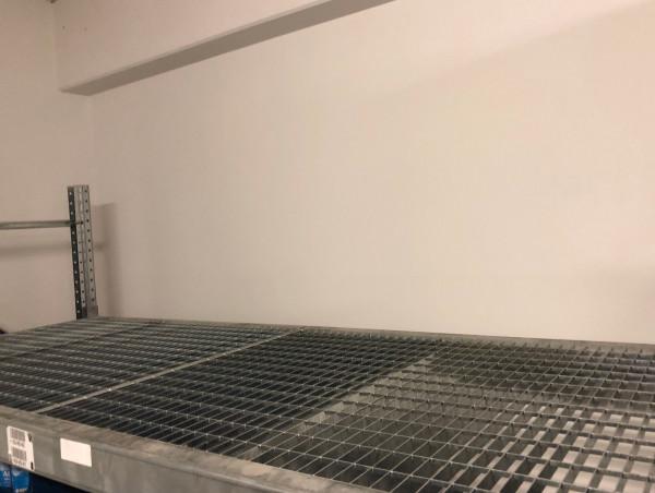 Gitterrostauflage für Palettenhregal Gitter