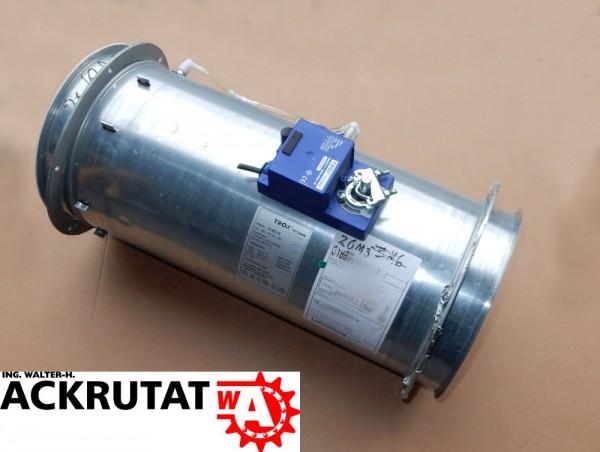 Volumenstromregler TROX TVR Abluftregler Regler Volumenstromregelgerät