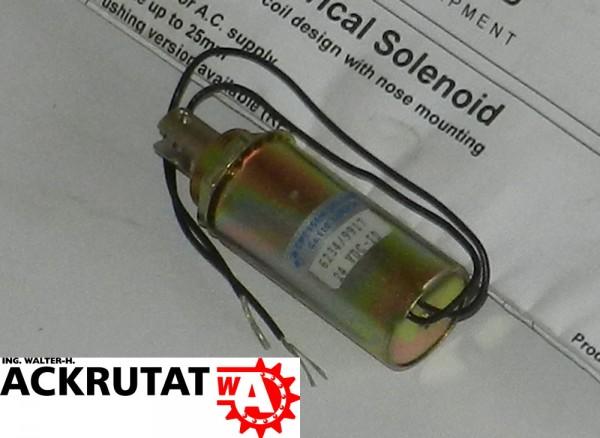 Magnet Schulz DC Linear Solenoid Elektromagnet R16X16 710-8096 24V Pull ziehen