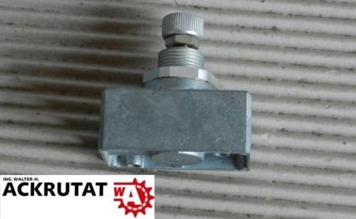 6 Stück Festo Drossel-Rückschlagventil GR-3/8-B 6308 Ventil Druckluft Pneumatik