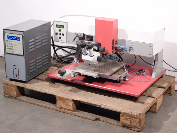 AmaTech Verarbeitungssystem Materialprüfgerät