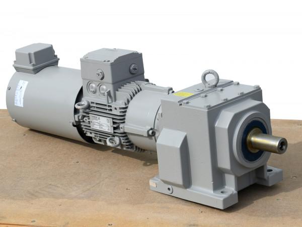 Siemens Stirnradgetriebemotor 2KJ1104-1FM13-9AS1-Z Antriebsmotor 2,2 kW