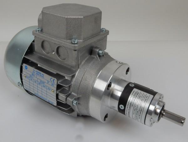 Zürrer Getriebemotor IEC 34-1 Elektromotor Asynchronmotor Drehstrommotor