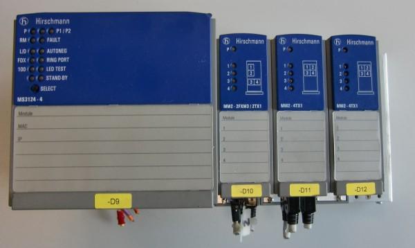 Hischmann MM2 Switching Module